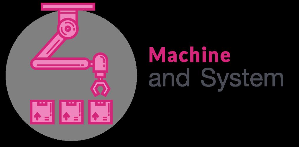 เครื่องจักรและระบบ